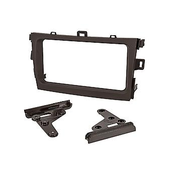 Radio panel radio frame suitable for Toyota Corolla from 2009