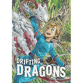 Drifting Dragons 3 by Taku Kuwabara - 9781632369451 Book