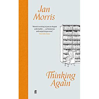 Pensando novamente por Jan Morris - 9780571357659 Livro
