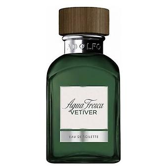 Adolfo Dominguez - Agua Fresca Vetiver - Eau De Toilette - 120ML