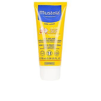 Mustela Bébé Sol Lait Solaire Ip50+ 40 Ml Unisex
