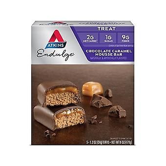 Atkins Endulge Çikolata Karamel Mousse Bar