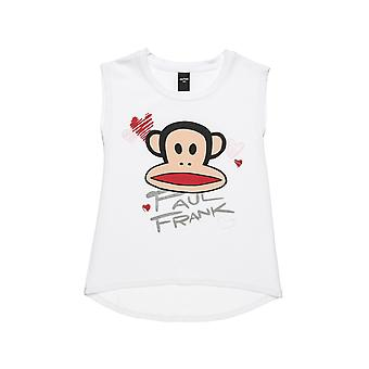 Alouette Girls' Paul Frank Shirt With Julius Print