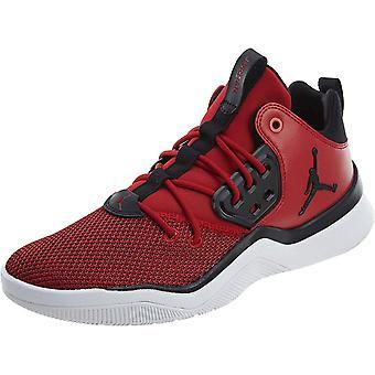Jordan Nike Men's DNA Basketball Shoe 13 Red