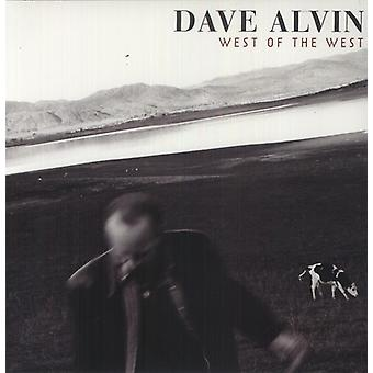 Dave Alvin - West of the West [Vinyl] USA import