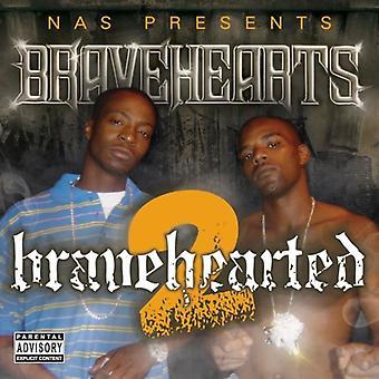 Bravehearts - Bravehearted Pt. 2 [CD] USA import
