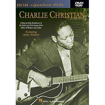 Charlie Christian - Charlie Christian [DVD] USA import
