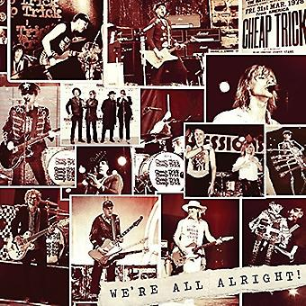 Cheap Trick - We're All Alright [Vinyl] USA import