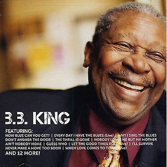 B.B. King - Icon [CD] USA import