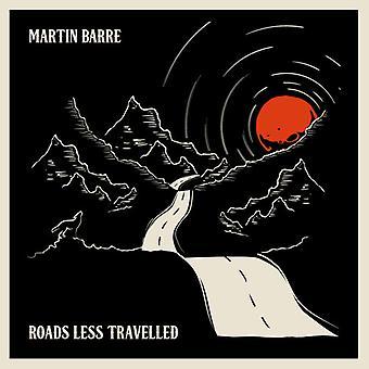 Barre*Martin - Roads Less Travelled [CD] USA import