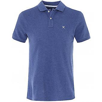 Hackett slim fit logo Polo skjorte