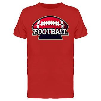 Football américain Sport Tee homme-Image de Shutterstock