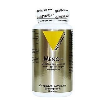 Menos Plus 60 vegetable capsules