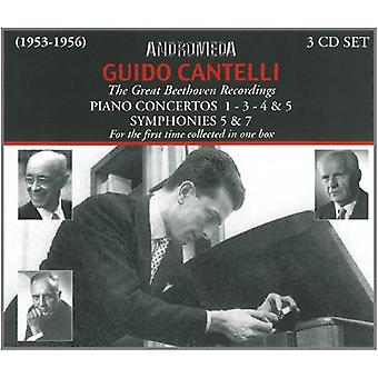Beethoven - Klavierkonzerte 1-3 4 & 5 [CD] USA import