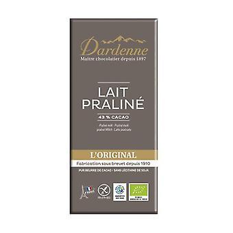 Original Chocolate Milk Praline Bar 100 g