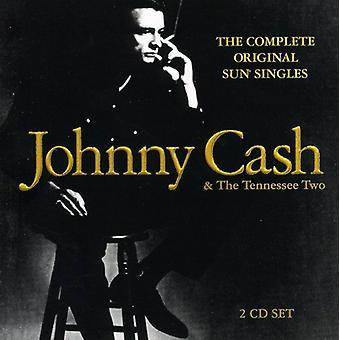 Johnny Cash - Johnny Cash: Complete Sun Singles [CD] USA import