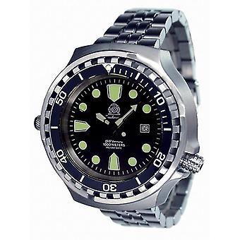Tauchmeister T0256M Diver Craft 1000 m XXL automatisch horloge