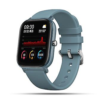 Lige 2020 Smartwatch Smartband Smartphone Fitness Sport Activity Tracker Watch IPS iOS Android iPhone Samsung Huawei Blue