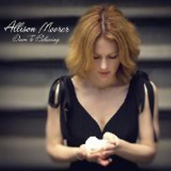 Allison Moorer - Down to Believing [CD] USA import