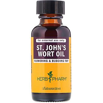 Herb Pharm, St. John's Wort Oil, 1 fl oz (30 ml)