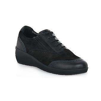 Grunland black dape shoes