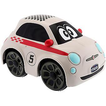 Chicco Turbo Team Fiat 500 Remote Control Car