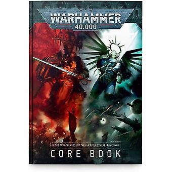 Games Workshop Warhammer 40.000 - Kernbuch (9. Auflage)