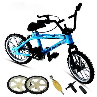 Excellent Quality Bmx Toys Alloy Finger Bmx Functional Kids Bicycle Finger Bike Toys Set For Boys