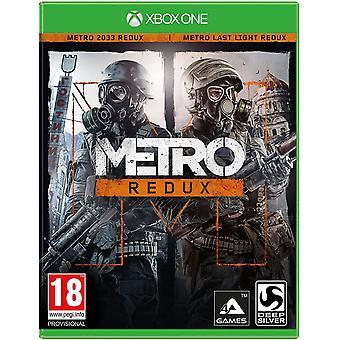 Metro Redux Xbox One-game