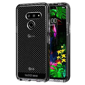 Tech21 Evo Check Case for LG V40 ThinQ - Smokey/Black