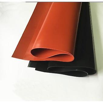 Siliconen rubberen plaat voor hittebestendigheid