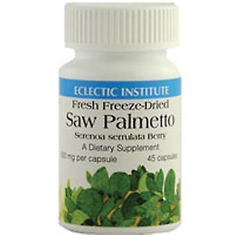 Eclectic Institute Inc Saw Palmetto, 120 Caps