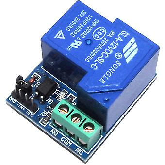 LC Technology 12V 1 Channel Relay Module