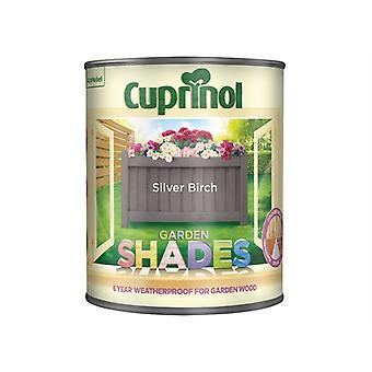 Cuprinol Garden Shades Silver Birch 1 Litre CUPGSSIL1L