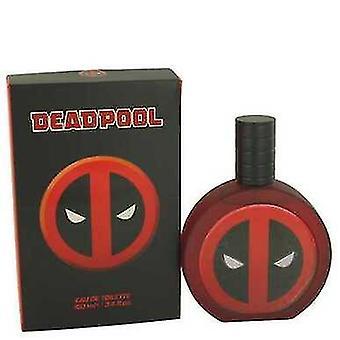 Deadpool By Marvel Eau De Toilette Spray 3.4 Oz (men) V728-536633