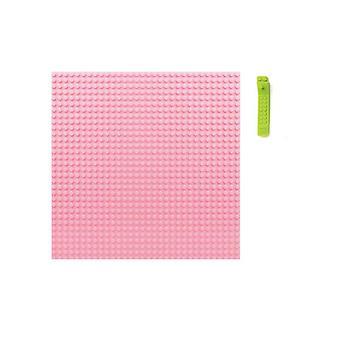 32*32 Prikker plastblokke byggeklodser bundplader