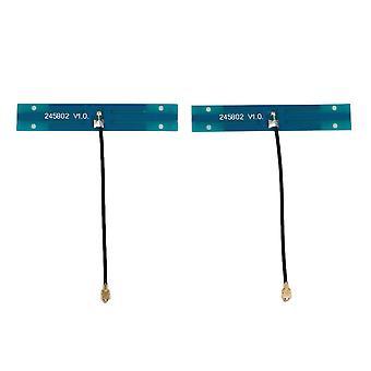 2 x Internal Antenna High Gain Aerial IPEX1 5.1x0.9cm Wire Length 6cm