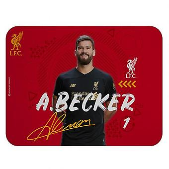 Liverpool Mouse Mat Alisson