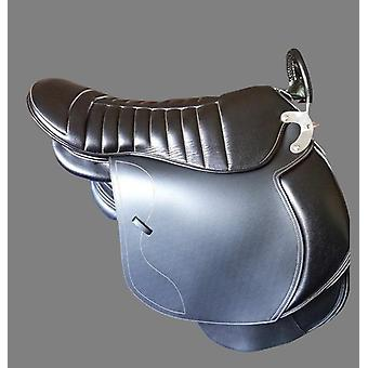 Saddlery Double-saddle Horse Riding Pvc Tourist Parent-child Comfortable