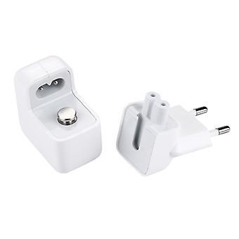 מתאם מתח USB ל-iPod, אייפון, אייפון 3G , מטען נסיעות של האיחוד האירופי (לבן)