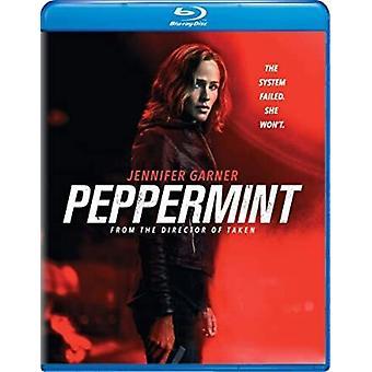 Peppermint [Blu-ray] USA import