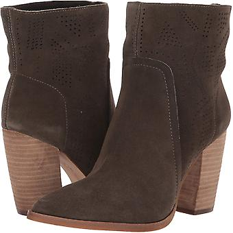 Vince Camuto Women's Shoes Catheryna Leather Pointed Toe Ankle Fashion Boots