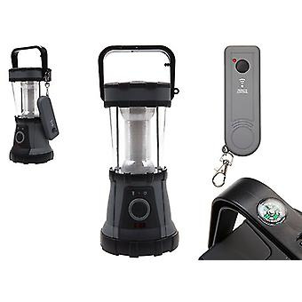 Summit Camping Fishing Storm force 30 LED SMD Lamp Lantern with Remote