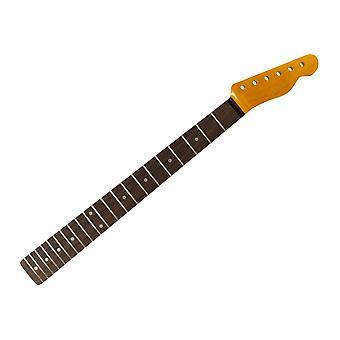 WD Musik Telecaster lizenziert von Fender Ersatz Vintage Palisander Hals Honig Glanz