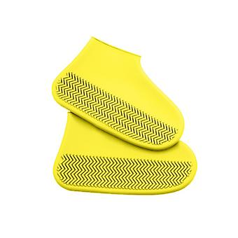 Shoe Cover Silicone Material Unisex Shoes Waterproof Protectors Rain Boots for Indoor Outdoor Rainy Days