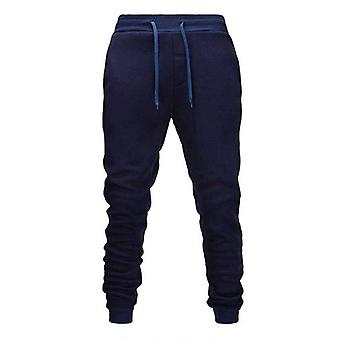 Mens Joggers Casual Pants, Sportswear Tracksuit Bottoms, Skinny Sweatpants,