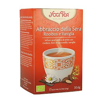 Good dreams with rooibos and vanilla 17 infusion bags