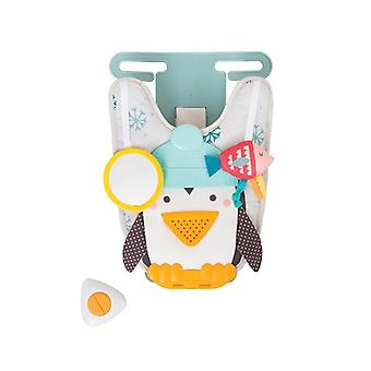 Taf toys penguin play and kick car toy with remote control