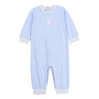 Timberland baby boys blue babygrow t97339