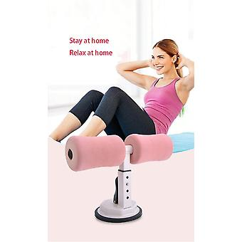 Portable Sit-up Aides Home Fitness Equipment New Suction Cup Lazy Abdomen Multi-function Abdomen Dormitory Abdomen